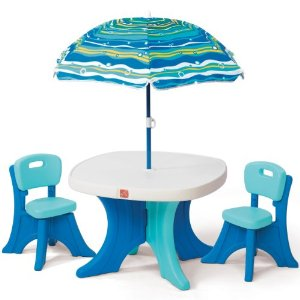 Awesome I Have Some Good News For Those Of You That Place An Order For The Step 2  Patio And Shade Play Set The Other Day!!
