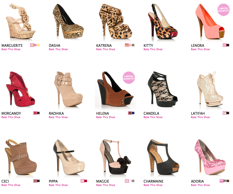 Just Fabulous: Gorgeous Shoes + a 24 Issue subscription to Redbook for