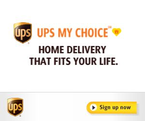 FREE UPS My Choice Account!! Know when your Packages are Arriving ...