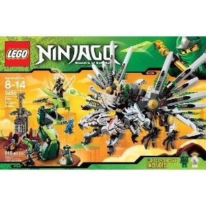LEGO Ninjago Epic Dragon Battle