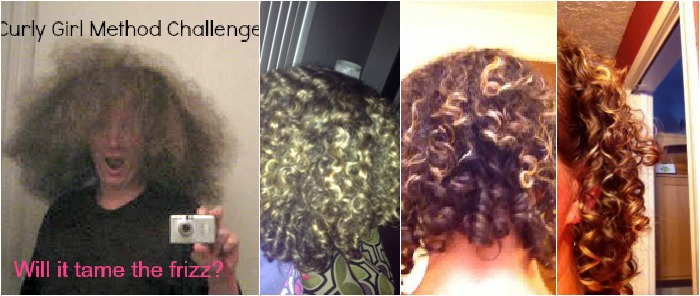 curly girl challenge