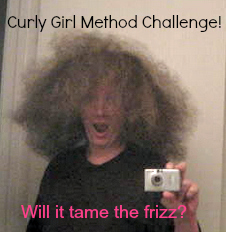 Curly Girl Method — A Challenge to Tame the Frizz