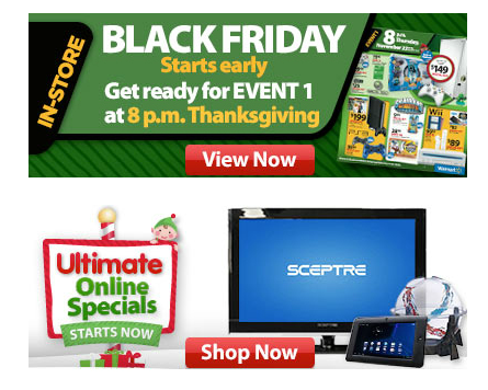 Ready for the Black Friday Ads to start rolling in?!