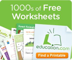 Free Educational Printable Worksheets!! Preschool to Highschool ...