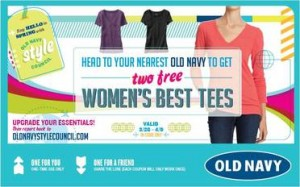 old navy tees