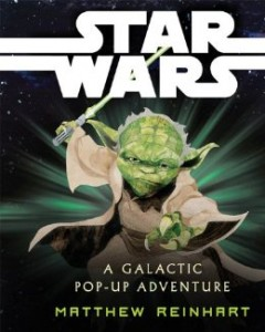 Expired – Star Wars: A Galactic Pop-up Adventure Book just $5.85!! Reg. $36.99!