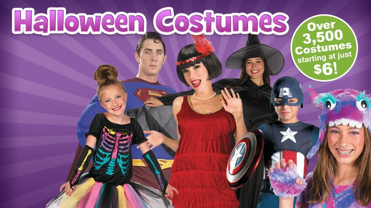 Oriental Trading Company: Halloween Costumes starting at just $6 + ...