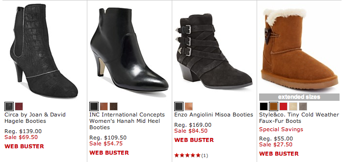 Macy's Women Snow Boots Sale | Mount Mercy University