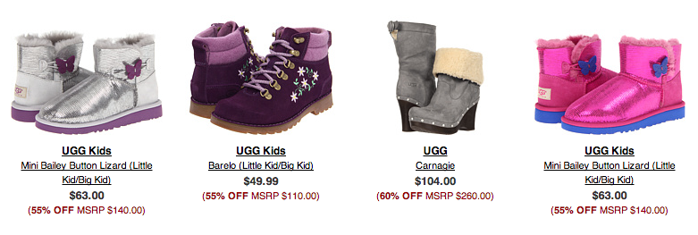 Ugg Black Friday 2017