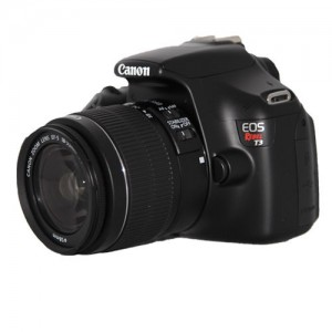 Canon EOS Rebel T3 DSLR Camera w/18-55mm IS II Lens just $299!!! Lowest Price!!