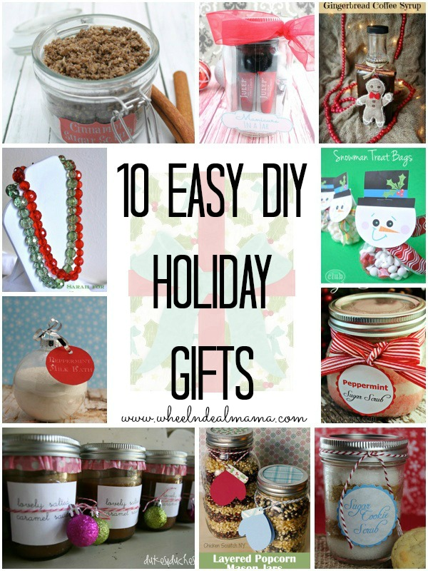 10 easy do it yourself holiday gifts wheel n deal mama