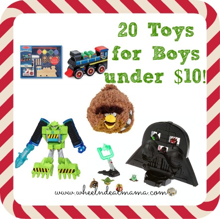 20 Toys For Boys Under 10 Wheel N Deal Mama