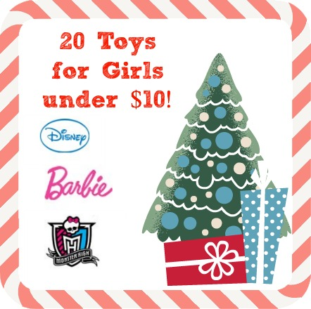 20 Toys For Girls Under 10 Wheel N Deal Mama