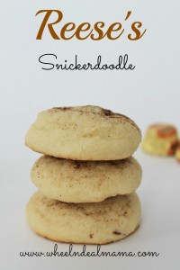 Reeses' Snickerdoodle Recipe