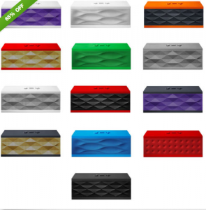 *HOT* Original Jawbone JAMBOX Bluetooth Rechargeable Portable Speaker – 13 Colors just $69.99 + FREE Shipping!! Reg. $199!!