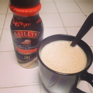Bailey's Coffee Creamers:  Add some Flavor to your Coffee! One Reader will win a YEAR'S Supply!