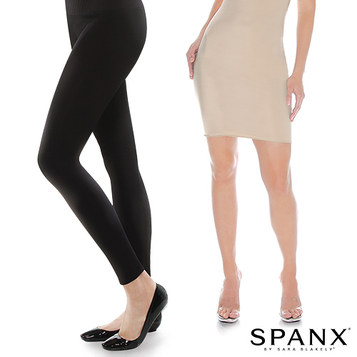 spanx on zulily