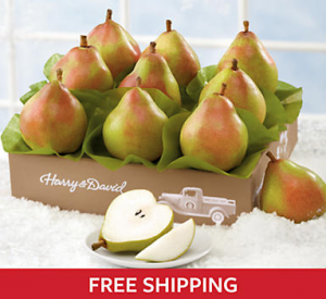 Harry & David: 5 lb Box of Maverick Royal Riviera Pears as low as $10.49 each shipped!!! Reg. $26.95
