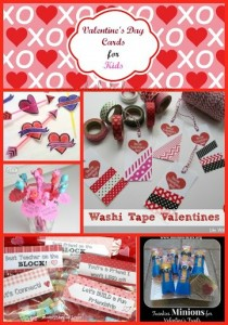15 Homemade Valentine's Day Cards for Kids