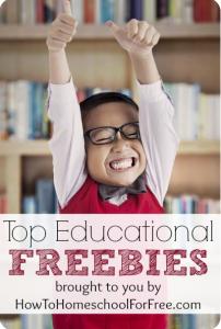 Top Educational Freebies for the Week of 2/7