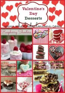 22 Valentine's Day Desserts!