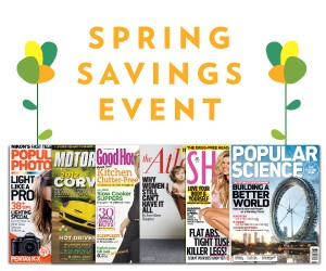 Discount Mags: 97 Magazines just $4.80 for a year Subscription!!! Elle, Seventeen, Weight Watchers, Maxim, Car & Driver, Photography + MORE!