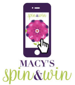 Macy's: Spin to Win Instant Win Game!!! Over 6000 Winners!! Up to a $500 Macy's Gift Card!!