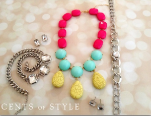 Cents of Style: Fashion Statement Necklaces + Earring sets just $5.95 + FREE shipping!!!