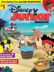 Disney Junior Magazine 1 Year Subscription just $13.99!! (Reg. $59!!)