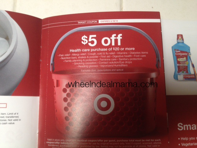 Target pharmacy coupon new prescription 2018