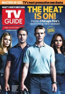One Year Subscription of TV Guide Magazine just $11.99!!! Just $.21 per Issue!!
