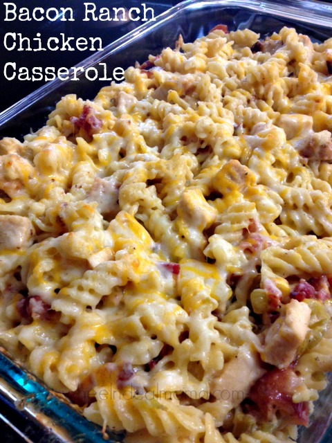 Almost Cheeseless Pasta Casserole Recipes — Dishmaps