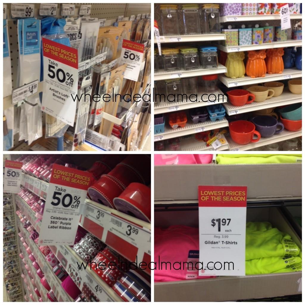 Michaels: INSANE Sales!!! Ceramic Pots 60% off! Crayola all 40 ...
