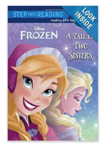 Disney's Frozen A Tale of Two Sisters (Step into Reading) just $2.61!