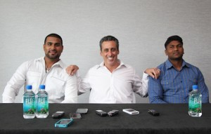 Interviews with the REAL People Behind Million Dollar Arm! #MillionDollarArmEvent