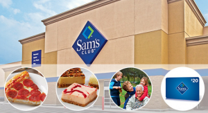 *HOT* 1/2 Price Sam's Club Membership!!! + All Kinds of Extras!