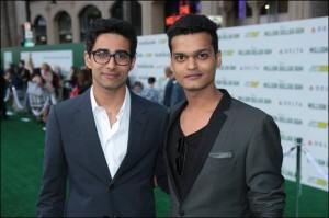 Exclusive Interviews with Madhur Mittal and Suraj Sharma #MillionDollarArmEvent