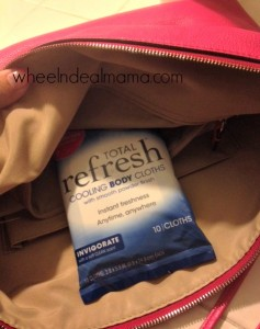Ban Total Refresh Cooling Body Cloths; Keeping me Cool on the Red Carpet! #BanTotalRefresh #AD