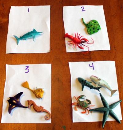 mermaid numbers