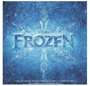 Frozen Soundtrack just $3.99!!