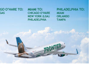 Frontier Airlines: $14.99 One Way Flights in January!!! 3 Cities – TODAY ONLY!!!!