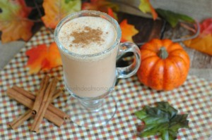 The Drunken Pumpkin, Perfect Fall Holiday Liqueur