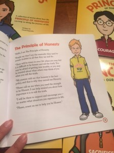 Teaching my Kids Honesty, One Book at a Time! #HTHonesty