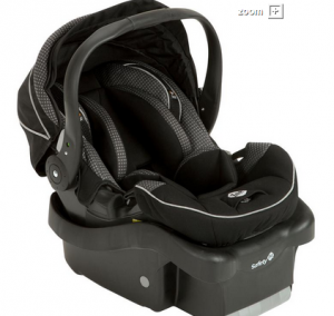93% of Parents Install their Car Seats Wrong! One Reader will win the Safety 1st onBoard™35 Air+ Infant Car Seat – St. Germain ($169.99 Value!)
