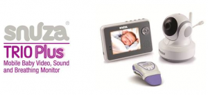 Snuza Trio Plus: The Best Baby Monitoring System out there! Giveaway + Review! #SnuzaTrio