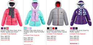 Macy's: *HOT* Kid's Winter Coats just $19.99!! Reg. $80+ (London Fog + More!)