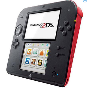 Nintendo 2DS Gaming System just $79 + FREE shipping!!! Reg. $129!
