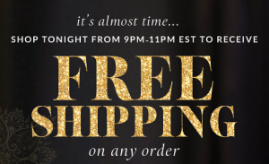 Victoria's Secret: *HOT* FREE Shipping + 30% off Any ONE Item!!! One Hour ONLY!!!