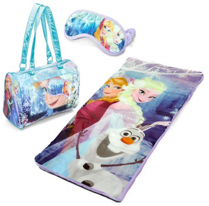 Kohls: *HOT* Disney Frozen Anna, Elsa & Olaf 3-pc. Sleepover Set just $16.99!! Reg. $49.99!