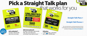 Save Money on your Phone Bill with Straight Talk Wireless!